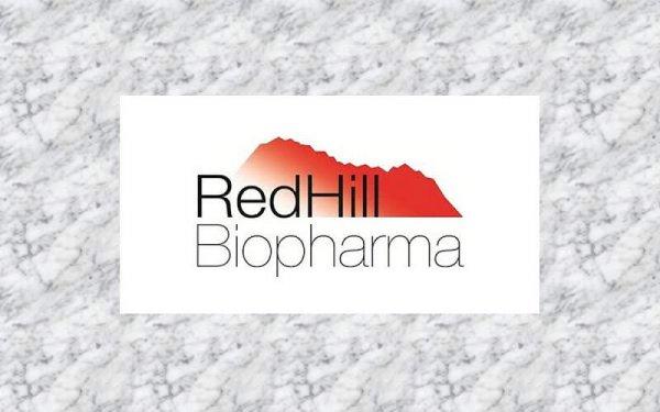 Redhill Biopharma Ltd NASDAQ:RDHL Pharmaceutical, Biotechnology,医药,生物科技