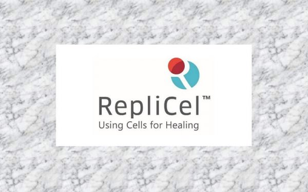 Replicel Life Sciences Inc TSXV:RP Biotechnology, Medical Device, Genomics, 生物科技,医疗设备,基因组学