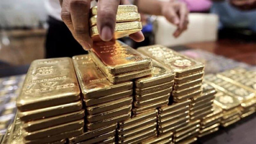 Gold price breaks 6-year downtrend