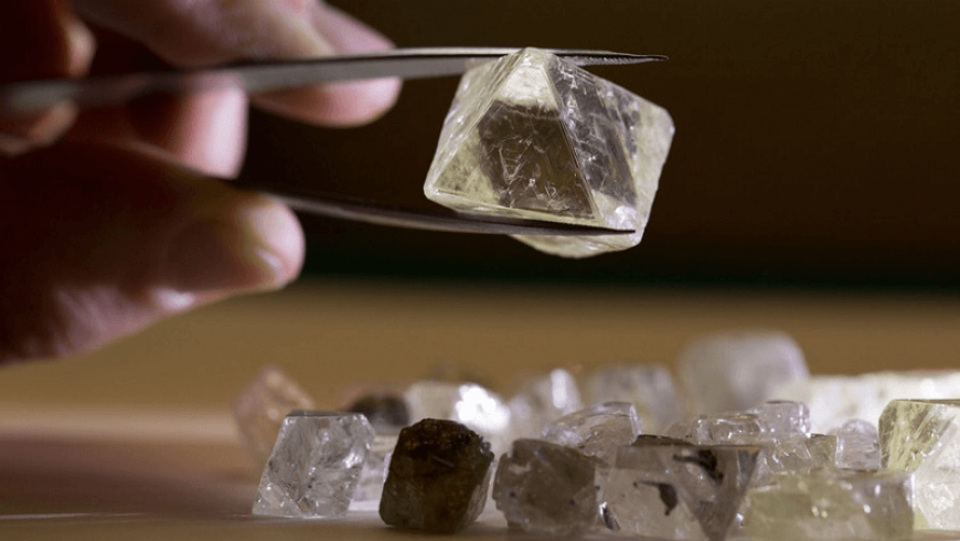 World's top diamond miner Alrosa output up 14% in first half of 2017