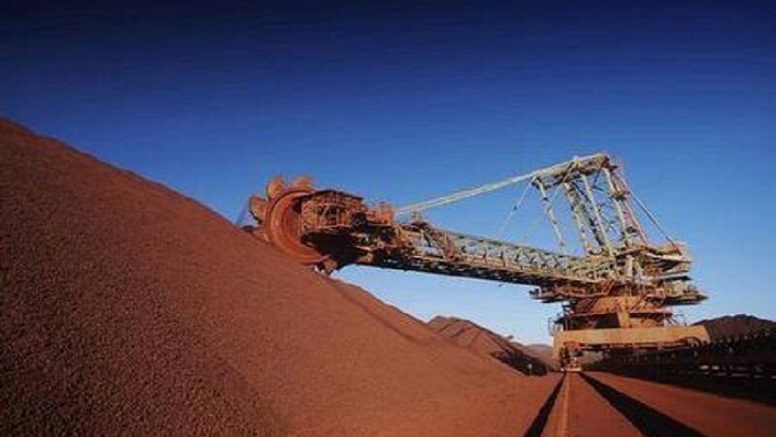 Iron ore price jumps again – up 47% in two months