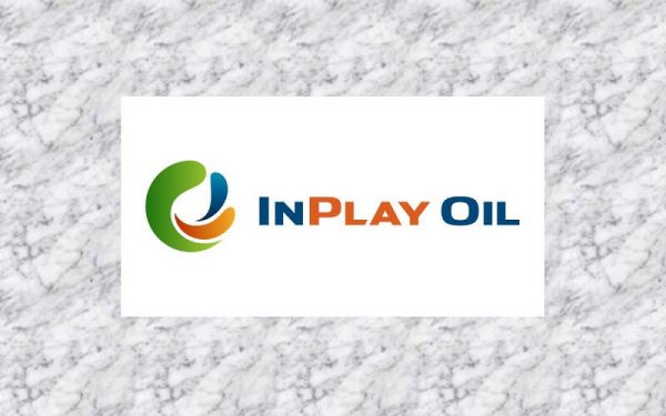 Inplay Oil TSX:IPO Oil & gas, Natural Gas, Energy, 油气,石油,天然气,能源