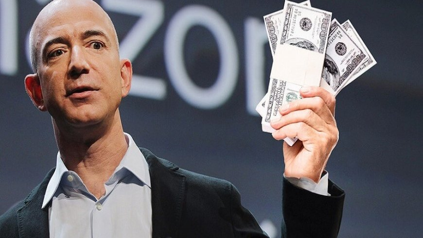 Amazon Black Friday records push Jeff Bezos's fortune past $100 billion