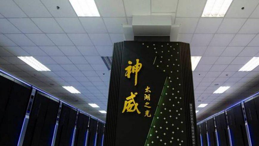 China Dominates Top 500 Supercomputers List