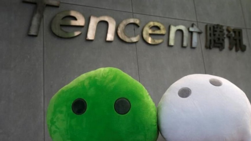 Tencent poised to rub shoulders with Apple and Facebook as China's first entrant to the elite 'US$500b tech club'