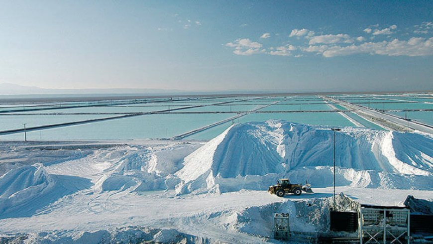 Argentina wants to overtake Chile in South America lithium race