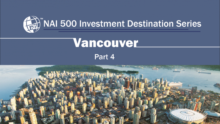 NAI500 Investment Destination Series – Learn about Investment in Vancouver Part 4: Mining Sector