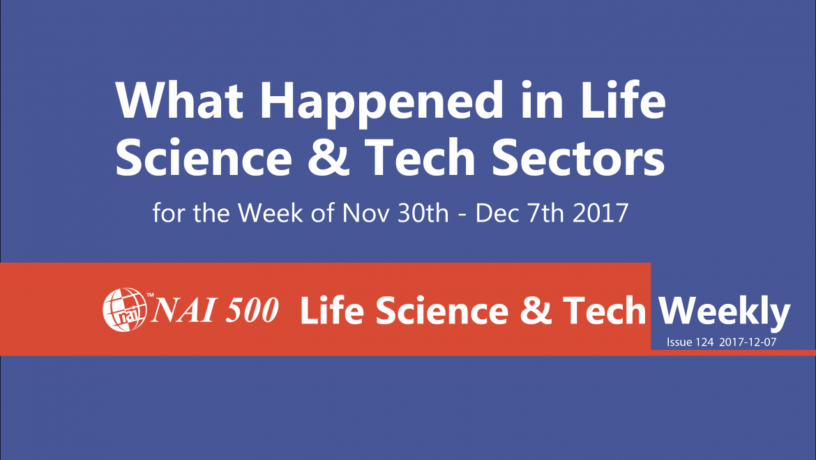 Life Science & Technology Weekly 124 – Everest Enters $224 Million Two-Drug China Partnership with Arena