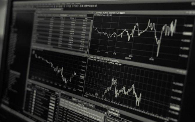 Stock market, chart