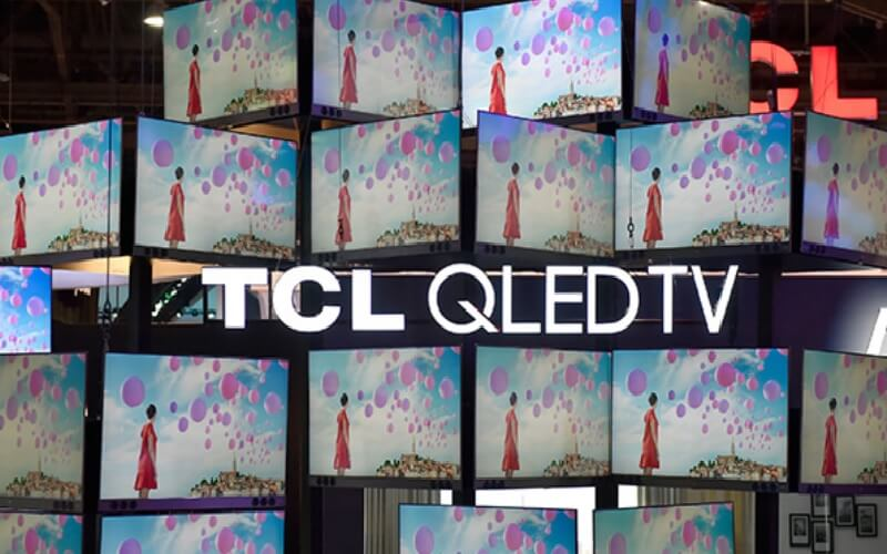 TCL TVs' North American Market Share Rises to 10% as Local Market Saturates
