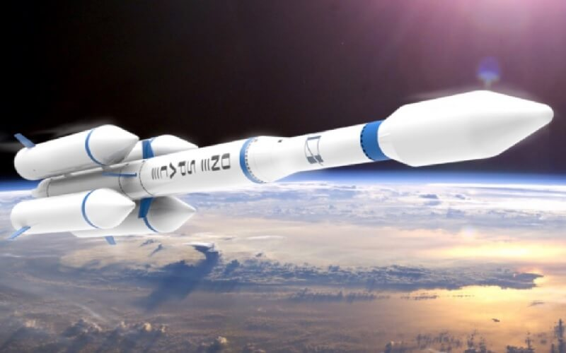 China To Launch Its First Privately Developed Rocket In June