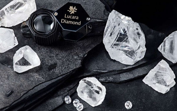 Lucara Diamond Corp TSX: LUC Mining, Diamond, 钻石,矿业