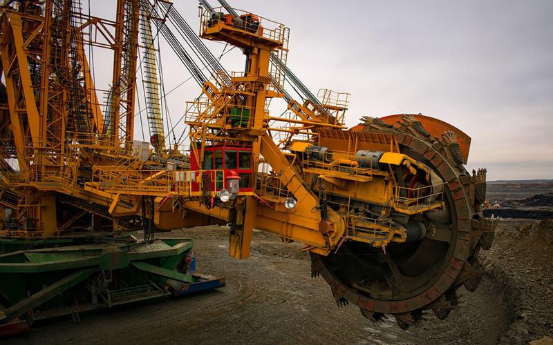 大型矿商股的靓丽表现超越了科技巨头