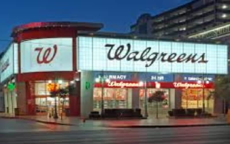 AmerisourceBergen surges after report that Walgreens is in early stage talks to buy the company