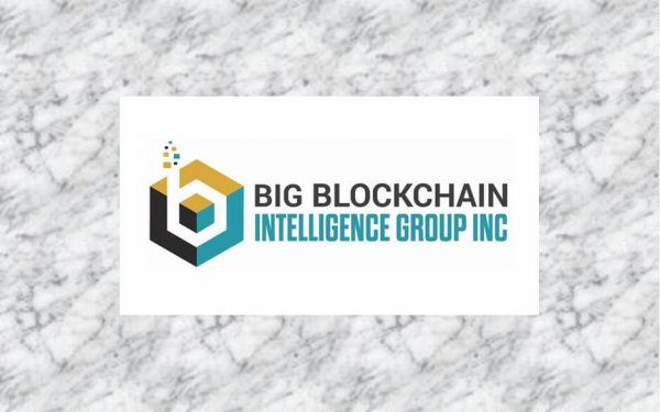 Big Blockchain intelligence group CSE:BIGG