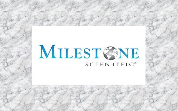 Milestone Scientific的CompuFlo®仪器可区分硬膜外阻滞时的假性阻力损失