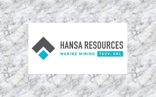 Hansa Resources Ltd TSXV: HRL, marine mining,海洋采矿