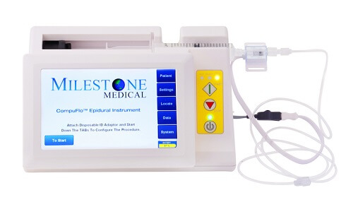 Milestone Scientific - CompuFlo Epidural