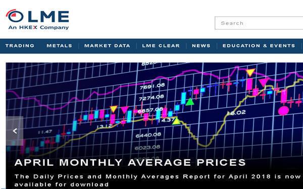 LME reports highest profits since 2015