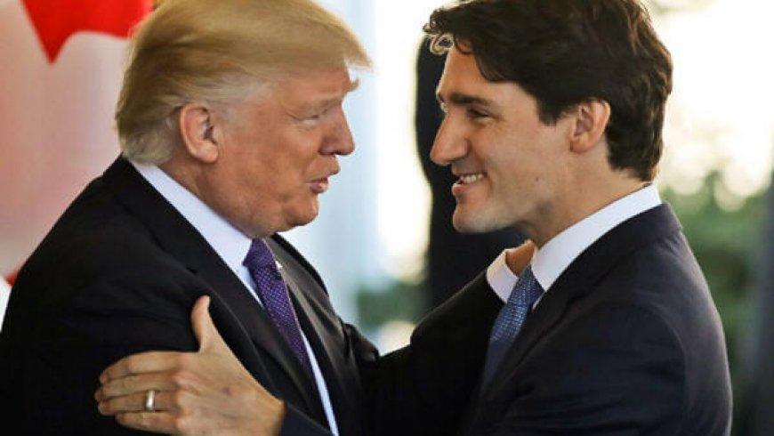 Canada announces retaliatory tariffs on steel and aluminum