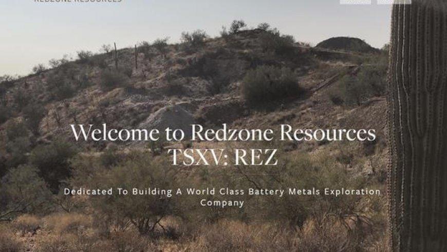 Introducing Redzone Resources Ltd.'s (TSXV:REZ) Promising Arizona Based Lithium Property