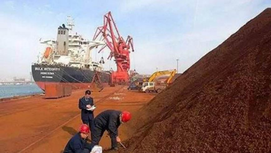 Survival of the finest: miners reboot as smog-hit China seeks high grade ore