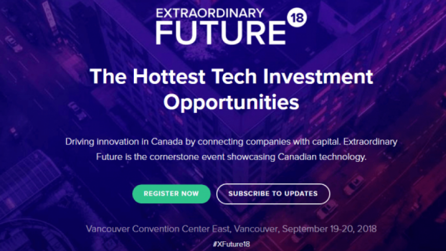 Get Your Ticket for Cambridge House's Extraordinary Future 2018 event (Sept 19-20, 2018) Register and Save 50% with Promo Code:NAIGUEST