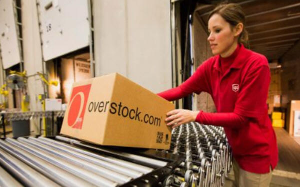 Overstock shares soar after private equity firm agrees to invest in blockchain subsidiary