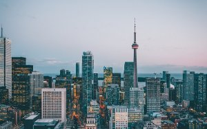 Toronto investment conference