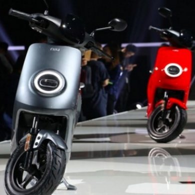 PE-Backed Chinese Electric Scooter Start-Up Niu Files For $150M US IPO