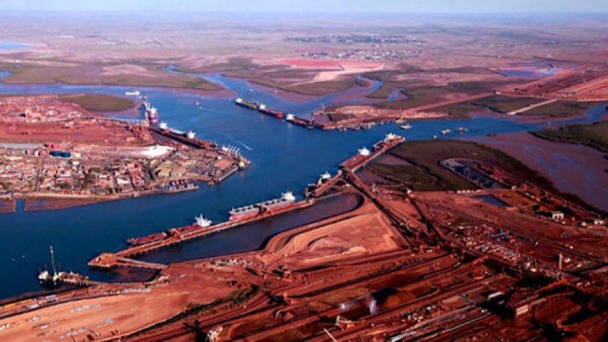 Australia's Port Hedland iron ore shipments to China rise nearly 10 pct in Aug