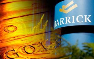 Unloved gold sector buoyed by Barrick- Randgold merger-巴里克兰德黄金并购交易提振市场,冷门金矿股表现抢眼
