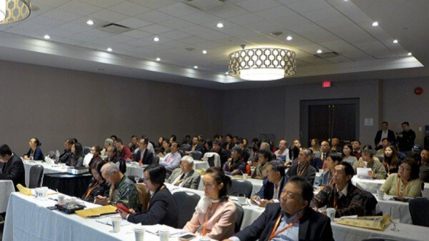 華人資本認識北美中小企業 – 第19屆溫哥華GCFF國際金融投資博覽會上週六盛大舉辦!