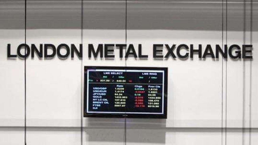 LME launches new contracts with steel, alumina best placed to succeed