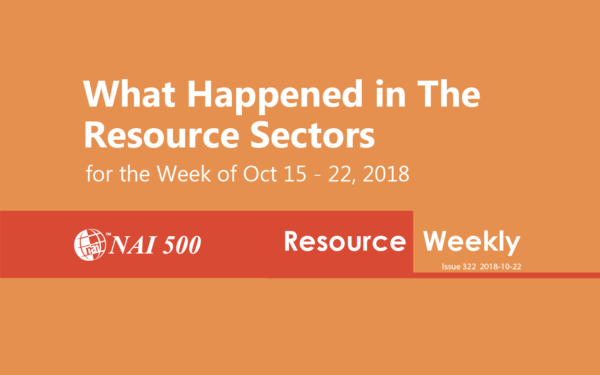 NAI Resource Weekly - www.nai500.com