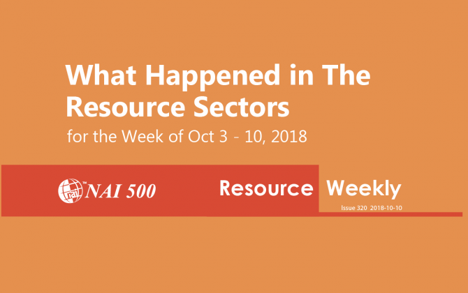 NAI Resource Weekly News -