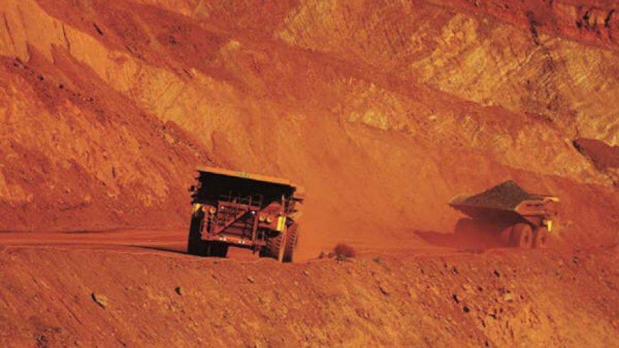 BHP's first quarter iron-ore output jumps 8 percent, cuts copper guidance