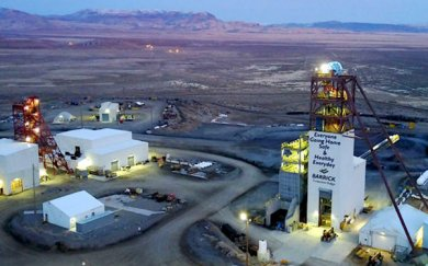 拿銅礦換金礦? 巴里克黃金公司擬擴大一級資産