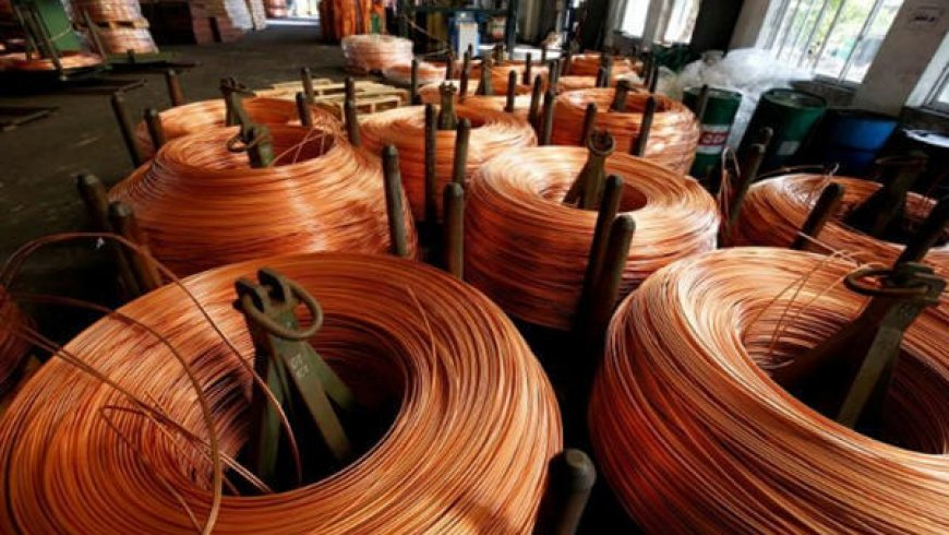 Copper price to spring back in 2019, zinc seen flat: Reuters poll
