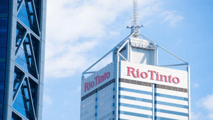 China machine 'working very well' amid stimulus, Rio says