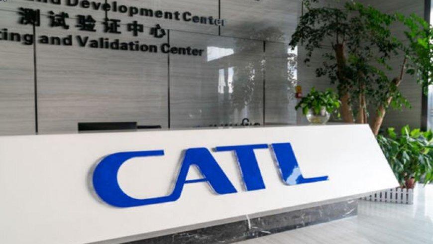 Battery Powerhouse CATL Wants USD16 Billion Credit Line to Fend Off Rivals