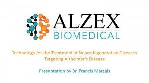Alzex PPT & FS