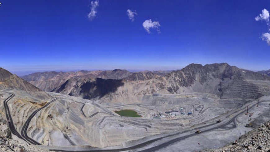 Anglo American to increase copper production in Chile