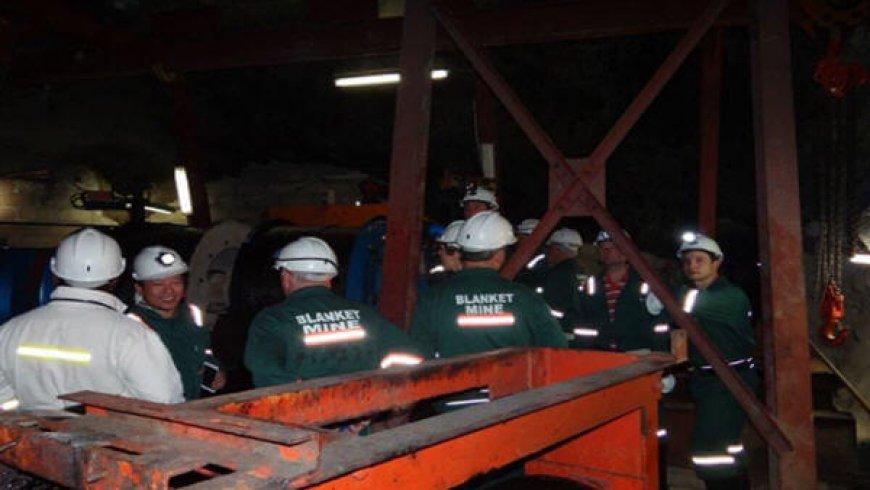 Caledonia buys back 15% interest in Blanket gold mine in Zimbabwe