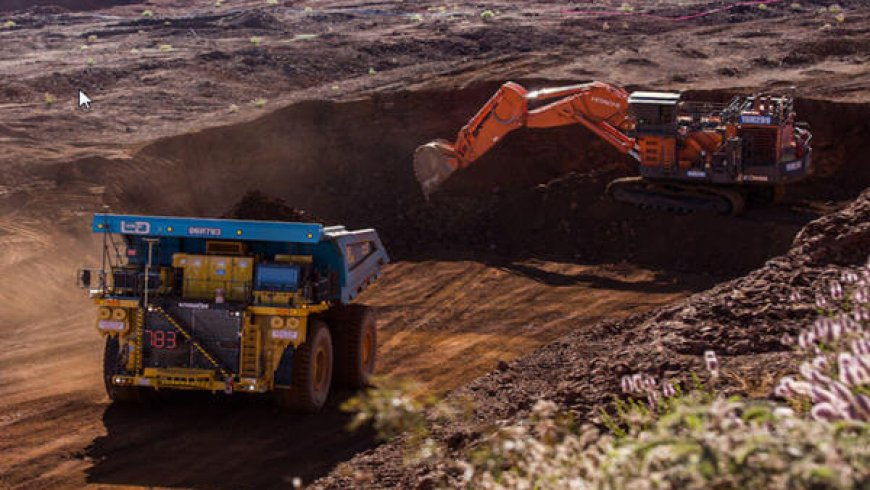 Rio Tinto to proceed with $2.6B iron ore mine in Western Australia