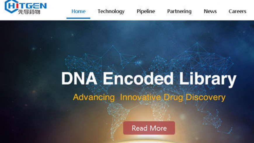 HitGen and Biogen enter a DNA-Encoded Library-Based Drug Discovery Research Collaboration