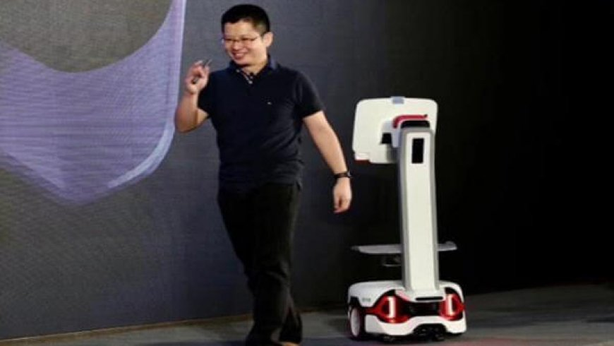 Syrius Robotics, Nvidia and JD Logistics Show Off New Warehouse Robot