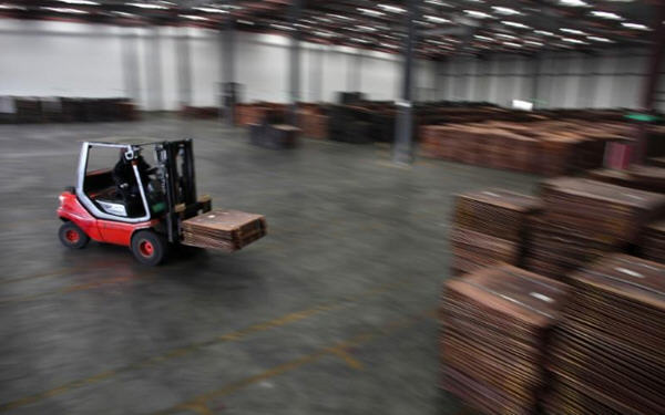 Copper industry sees green shoots of demand after trade war price slump-贸易战拖累铜价下跌,但需求支撑铜矿行业前景