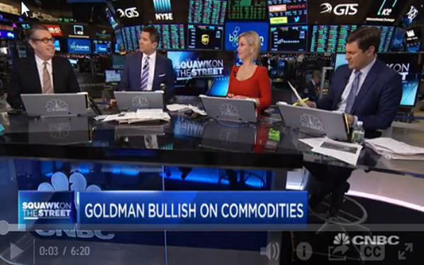 Goldman Sachs contradicts Trump: $50 oil is bad for the US, commodity chief warns-高盛反驳特朗普,称低油价对美国无益