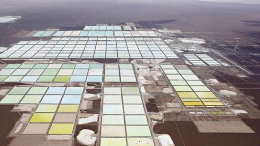 Tianqi buys stake in lithium miner SQM from Nutrien for $4.1 billion